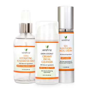 Facial Care Trio Package