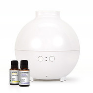 Aromasphere Diffuser with Lavender & Lemon Essential Oils