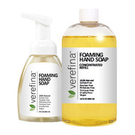 Foaming Hand Soap and 16 oz. Refill Package
