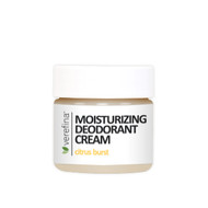 Moisturizing Deodorant Cream 1 oz - Citrus Burst
