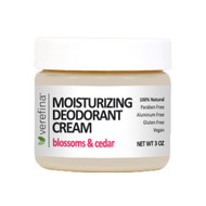 Moisturizing Deodorant Cream 3 oz - Blossoms & Cedar