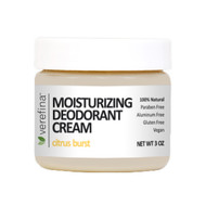 Moisturizing Deodorant Cream 3 oz - Citrus Burst