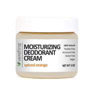 Moisturizing Deodorant Cream 3oz - Spiced Orange