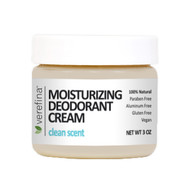 Moisturizing Deodorant Cream 3 oz - Clean Scent