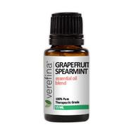 Grapefruit Spearmint Essential Oil Blend - 15 ml