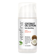 Coconut Oil Lotion - Pink Grapefruit - 3.5oz