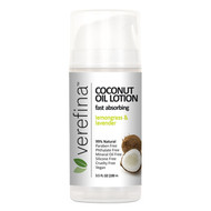 Coconut Oil Lotion - Lemongrass & Lavender - 3.5oz