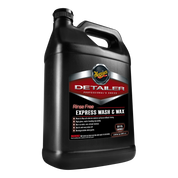 D115 Detailer Rinse Free Express Wash & Wax, 1 Gallon