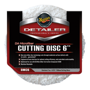 "DMC6 DA Microfiber Cutting Disc 6"" (2 pack)"