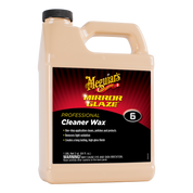 M6 Mirror Glaze¨ Cleaner Wax, 64 oz