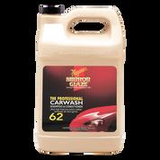 M6201   Mirror Glaze¨ Carwash Shampoo & Conditioner, 1 Gallon