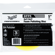 DFP5   Soft Buff DA Foam Polishing Disc - 5""