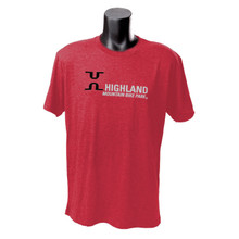 Highland Logo Tee - Youth