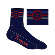 Highland 3-Stripe Socks
