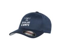 Highland Camps Logo FlexFit Cap