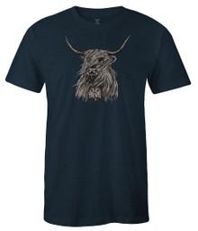 Highland Cow Tee - Unisex