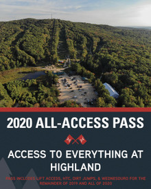2020 All-Access Season Pass
