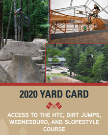 2020 Yard Card Season Pass
