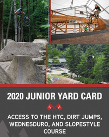 2020 Yard Card Junior Season Pass