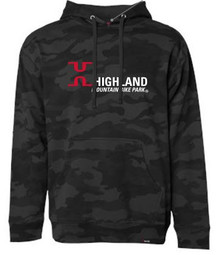 Highland Full Logo Hoodie