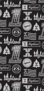 Highland Custom Neck Band