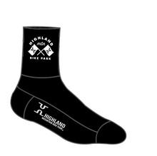 Highland Race Flag Socks