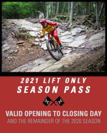2021 Lift-Only Season Pass