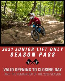 2021 Junior Lift-Only Season Pass