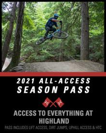 2021 All-Access Season Pass