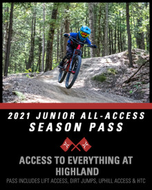 2021 Junior All-Access Season Pass