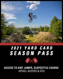 2021 Yard Card Season Pass