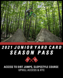 2021 Junior Yard Card Season Pass