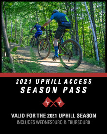 2021 Uphill Access Season Pass