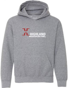 Classic Full Logo Hoodie - Youth