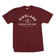 College Tee - Red