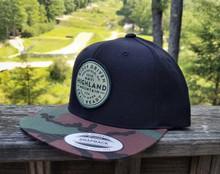 Rondelle Hat - Black Camo