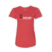 Highland Logo Tee - Womens