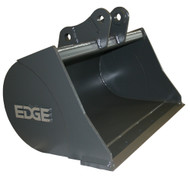 """42"""" (7.4 ft³, .21 m³) Ditch Cleaning Grade Bucket for Thomas T45S Excavator"""