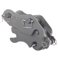 Spring Loaded Quick Attach Coupler for Komatsu PC18MR-2 Excavator