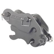 Spring Loaded Quick Attach Coupler for Link-Belt 75 Excavator