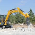 Details about  /Mini Ex Hydraulic Breaker HammerHeavy Equipment PartsDaewoo 5 to 9
