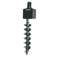 "750CLH Auger Drive, Hex - No Mount (Includes Top Link, 100"" Hoses and Couplers) - CE Certified"