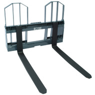 Pallet Fork Frame - Medium Duty, Walk-Through