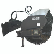 "72"" Angle Broom with Hydraulic Angle - Single Motor"