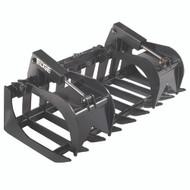 "39"" Brush Root Grapple, Standard Duty, Bobcat MT52, MT55, S70, 763, Gehl AL140, 1640E, Mustang 2012"