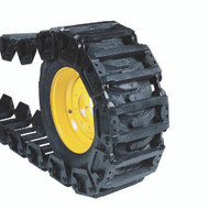 """Grouser Cross Bar Tracks to Fit 27x10.5 Tires - 30 Pads (15 per side) Will Accommodate 35"""" to 37"""" Wheelbase"""