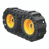 """Grouser Soft Pad Tracks to Fit 12.00 Tires - 54 Pads (27 per side), Will Accommodate 48.3.1"""" to 50.6"""" Wheelbase"""