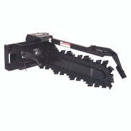 """XR-25 Trencher 48"""" Depth x 6"""" Width, Half Rock and Frost"""