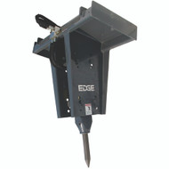 EBS375 Breaker with Skid Steer Loader Mount