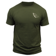 Green EE Shirt- Front